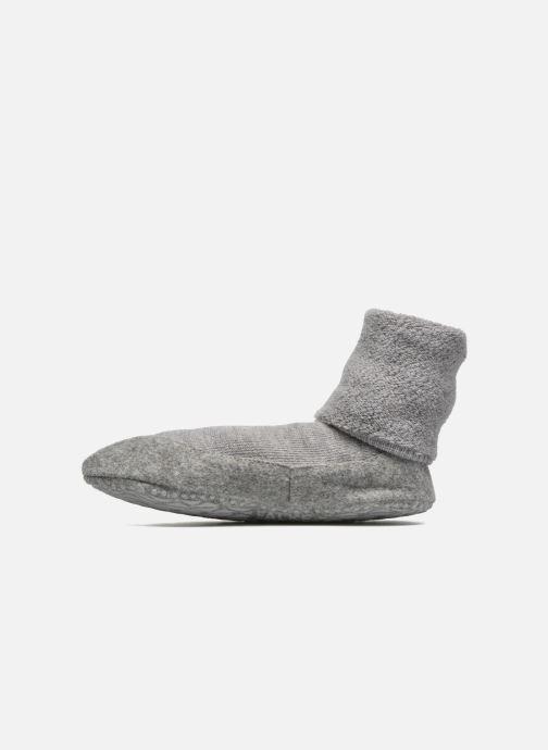 Sokken en panty's Falke Chaussons-chaussettes COSYSHOE Grijs voorkant