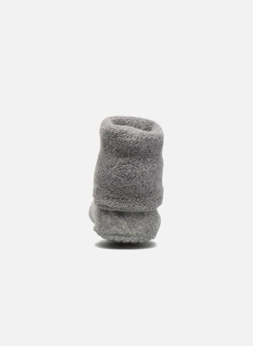 Sokken en panty's Falke Chaussons-chaussettes COSYSHOE Grijs rechts