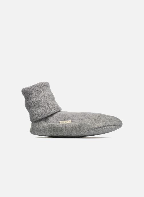 Sokken en panty's Falke Chaussons-chaussettes COSYSHOE Grijs achterkant