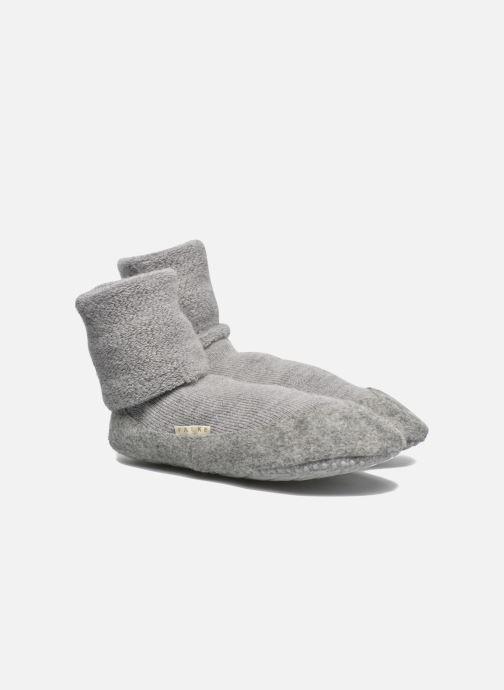 Sokken en panty's Falke Chaussons-chaussettes COSYSHOE Grijs detail