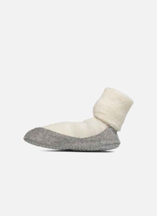 Chaussettes et collants Falke Chaussons-chaussettes COSYSHOE Blanc vue face