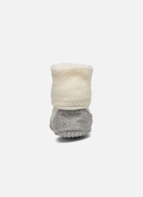 Sokken en panty's Falke Chaussons-chaussettes COSYSHOE Wit rechts