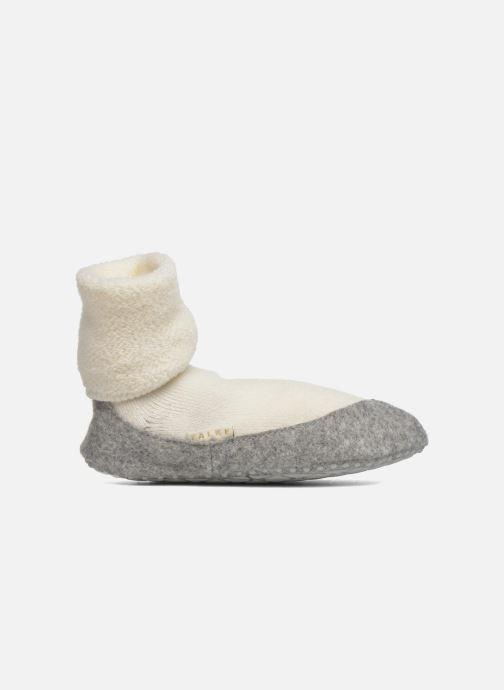 Sokken en panty's Falke Chaussons-chaussettes COSYSHOE Wit achterkant