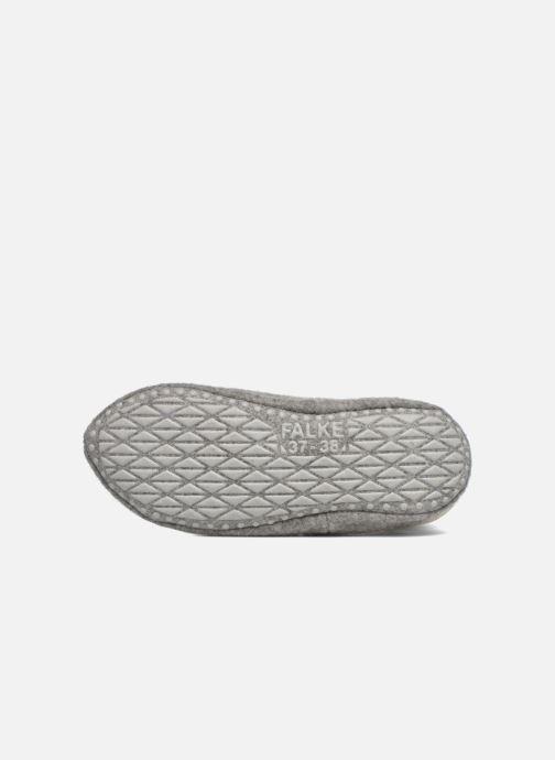 Chaussettes et collants Falke Chaussons-chaussettes COSYSHOE Blanc vue haut