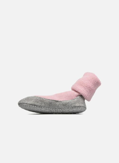 Chaussettes et collants Falke Chaussons-chaussettes COSYSHOE Rose vue face