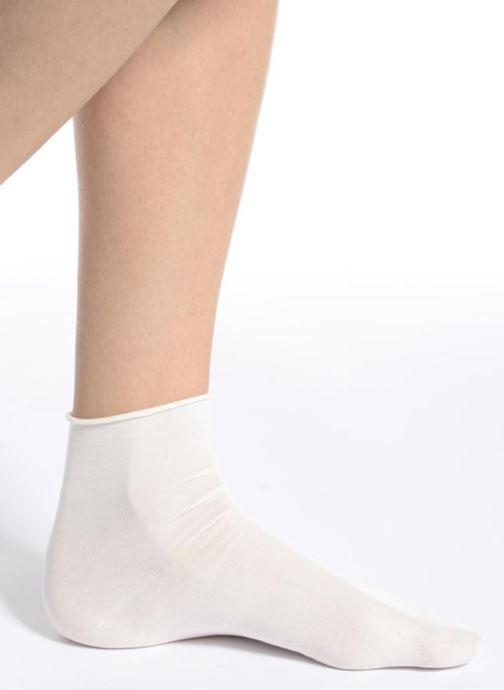 9cc49ed2 Strømper og tights Falke Chaussettes Cotton Touch Short Sort se foroven