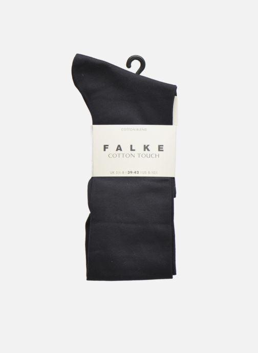 Calze e collant Falke Chaussettes hautes Cotton Touch Azzurro vedi dettaglio/paio