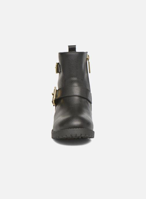 Bottes Michael Michael Kors Zia-Dhalia Maeve Noir vue portées chaussures