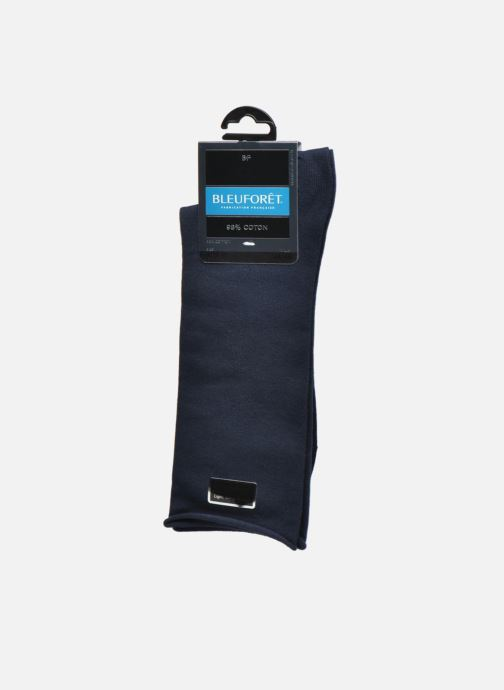 Calze e collant BLEUFORÊT Chaussettes Veloutées Azzurro immagine posteriore