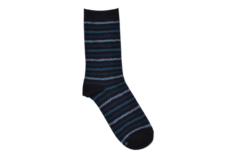 Calze e collant BLEUFORÊT Chaussettes coton rayures Azzurro vedi dettaglio/paio
