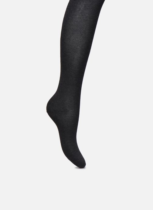 Socken & Strumpfhosen BLEUFORÊT Collant coton velouté grau detaillierte ansicht/modell
