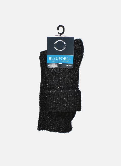 Calze e collant BLEUFORÊT Chaussettes Comète Nero immagine posteriore