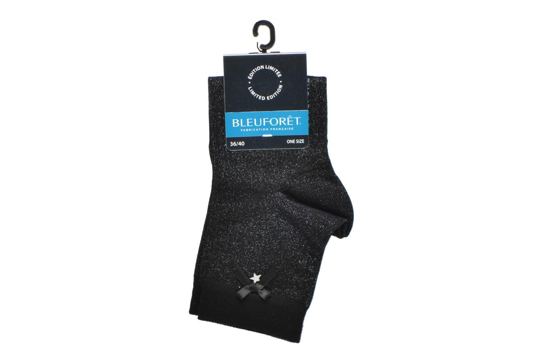 Sokken en panty's BLEUFORÊT Socquettes Etoile Blauw achterkant