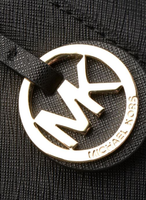 Sacs à main Michael Michael Kors JET SET ITEM EW TZ Tote Noir vue gauche