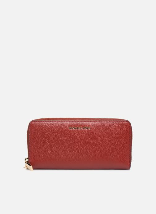 Portemonnaies & Clutches Michael Michael Kors Travel Continental Portefeuille rot detaillierte ansicht/modell