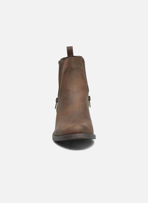 Bottines et boots Rocket Dog Camilla GM Marron vue portées chaussures