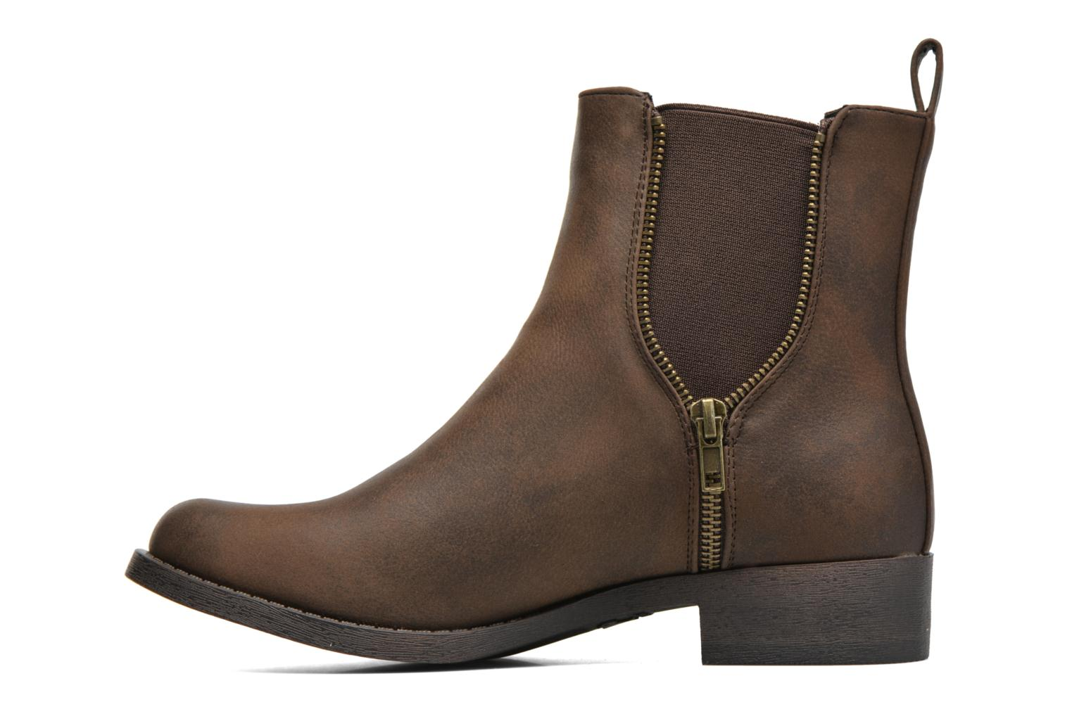 Ankle boots Rocket Dog Camilla GM Brown front view