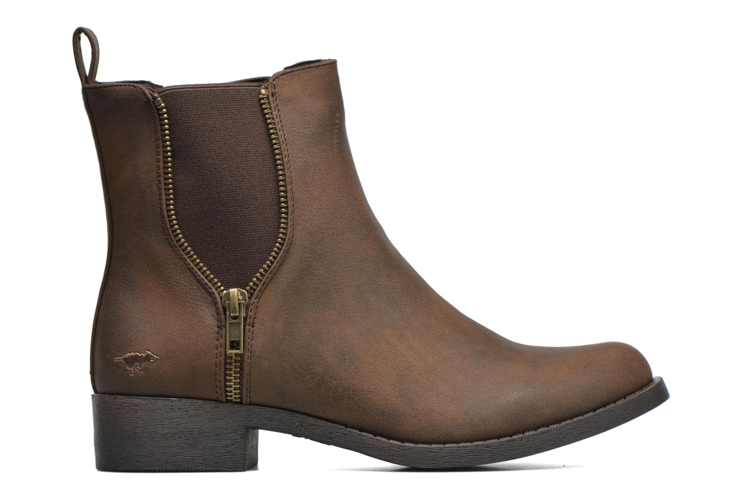 Ankle boots Rocket Dog Camilla GM Brown back view