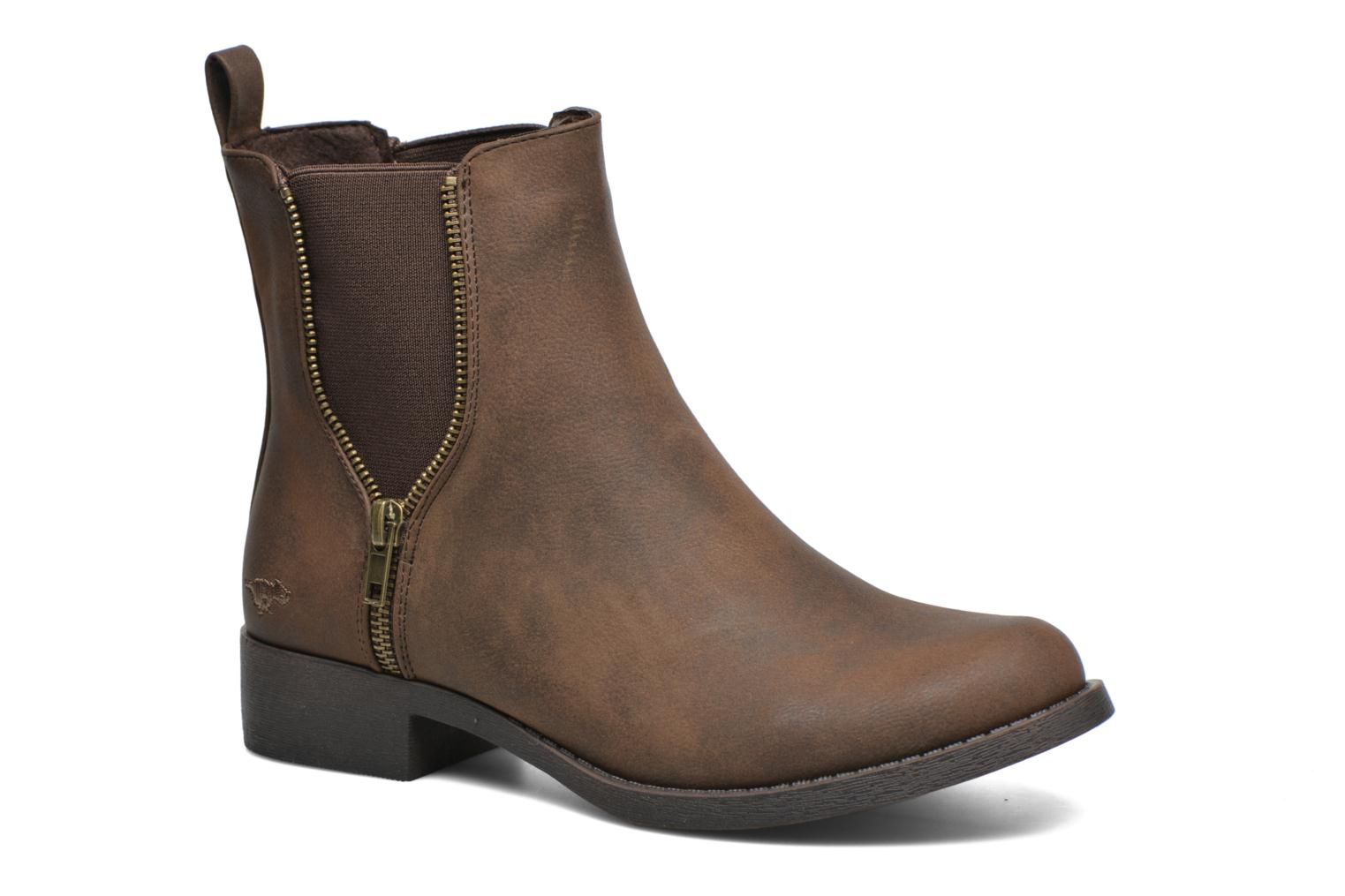 Ankle boots Rocket Dog Camilla GM Brown detailed view/ Pair view