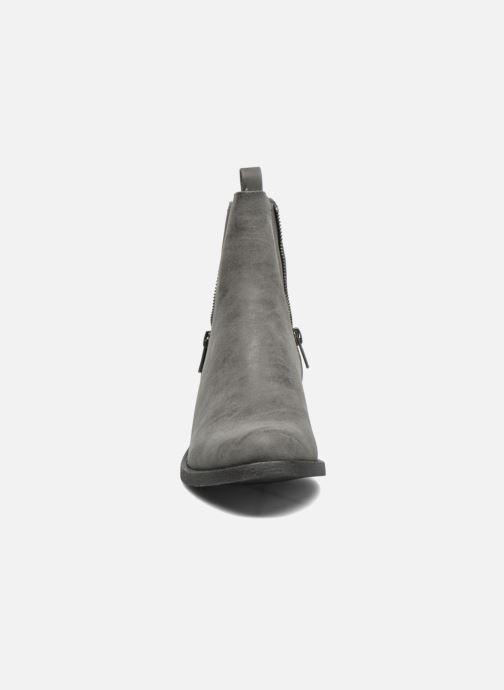 Stiefeletten & Boots Rocket Dog Camilla HL grau schuhe getragen