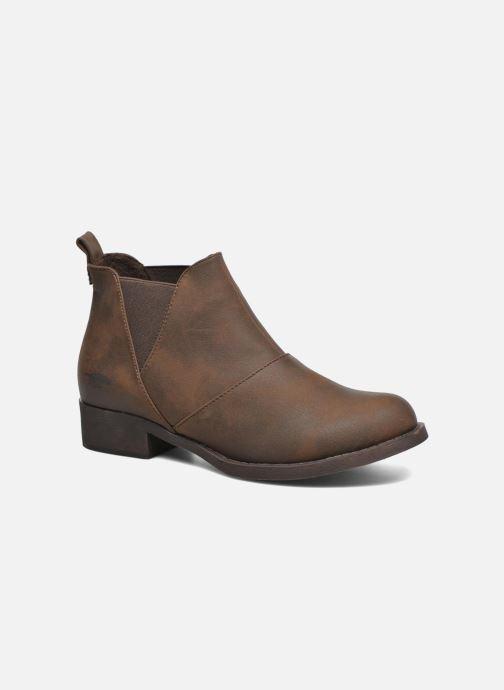 Bottines et boots Rocket Dog Castelo GM Marron vue détail/paire
