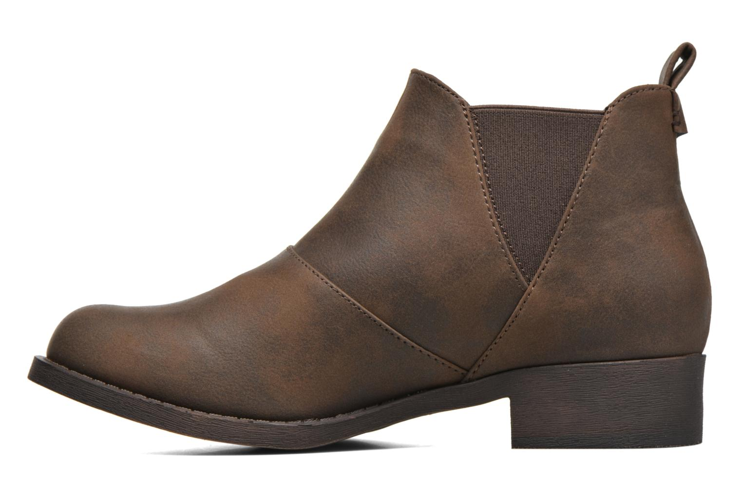 Ankle boots Rocket Dog Castelo GM Brown front view