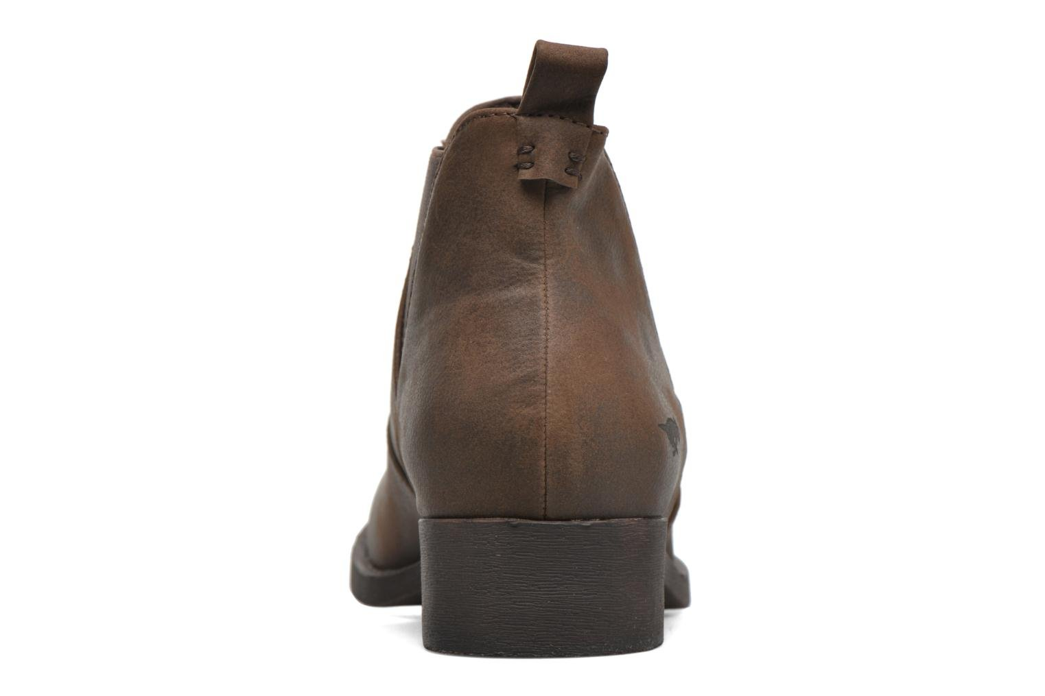Ankle boots Rocket Dog Castelo GM Brown view from the right