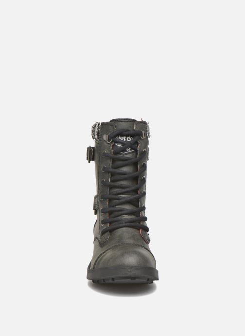 Bottines et boots Rocket Dog Thunder GB Gris vue portées chaussures