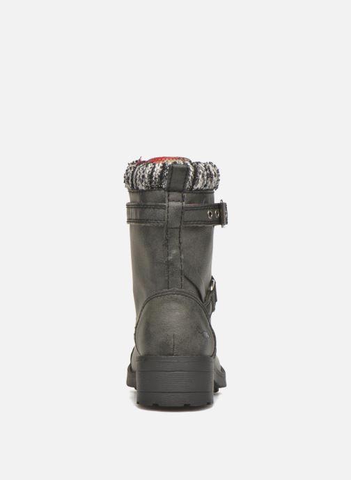 Bottines et boots Rocket Dog Thunder GB Gris vue droite