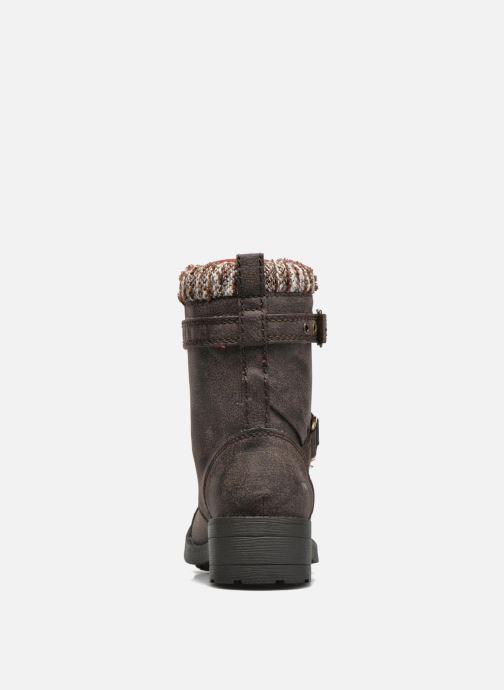 Bottines et boots Rocket Dog Thunder GB Marron vue droite