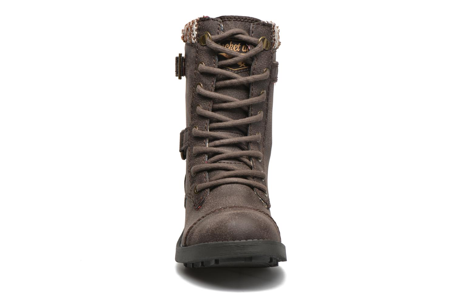Ankle boots Rocket Dog Thunder GB Brown model view