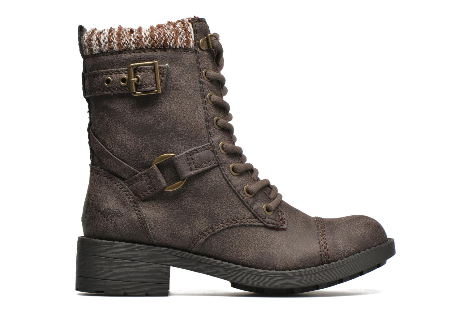 Ankle boots Rocket Dog Thunder GB Brown back view