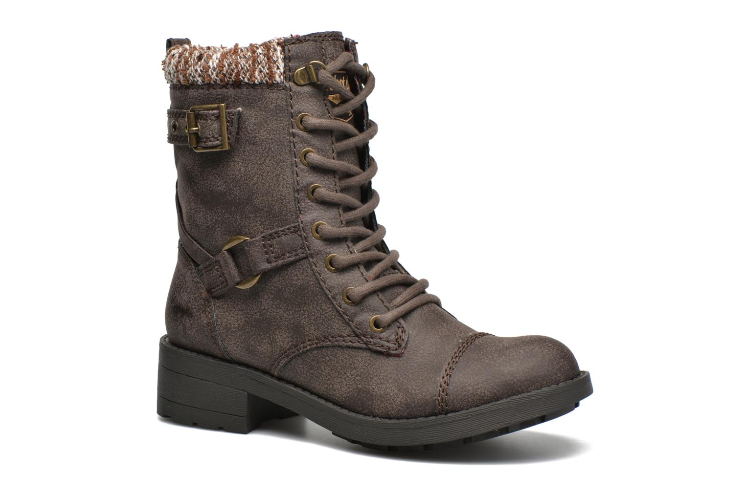 Ankle boots Rocket Dog Thunder GB Brown detailed view/ Pair view