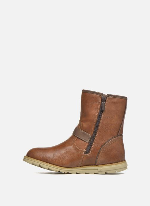 Boots & wellies Mustang shoes Gisa Kids Brown front view
