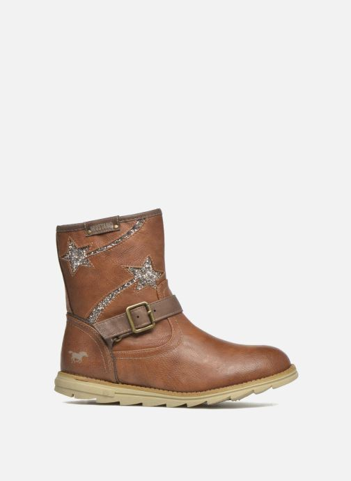 Boots & wellies Mustang shoes Gisa Kids Brown back view