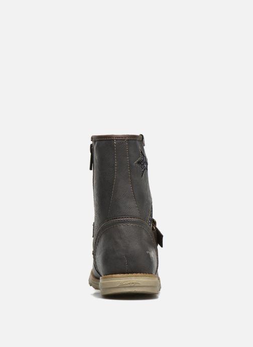 Stiefel Mustang shoes Gisa Kids grau ansicht von rechts