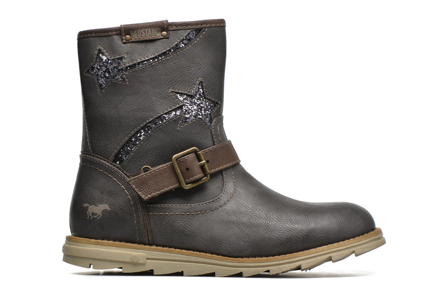 Boots & wellies Mustang shoes Gisa Kids Grey back view