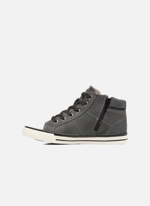 Trainers Mustang shoes Leni Grey front view