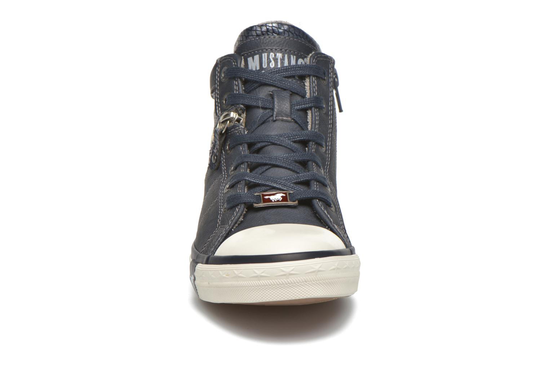Sneakers Mustang shoes Leni Blauw model