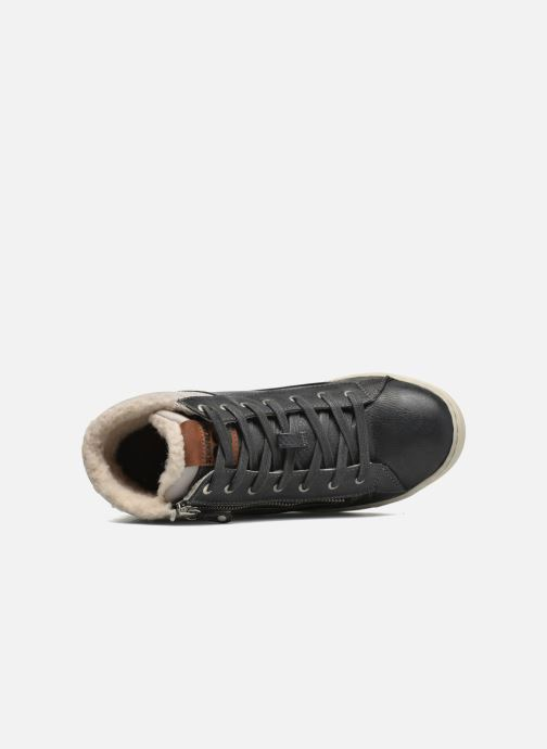 Sneakers Mustang shoes Mitzi Azzurro immagine sinistra