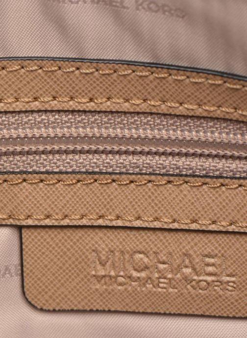 Borse Michael Michael Kors MERCER LG Convertible Satchel Nero immagine posteriore