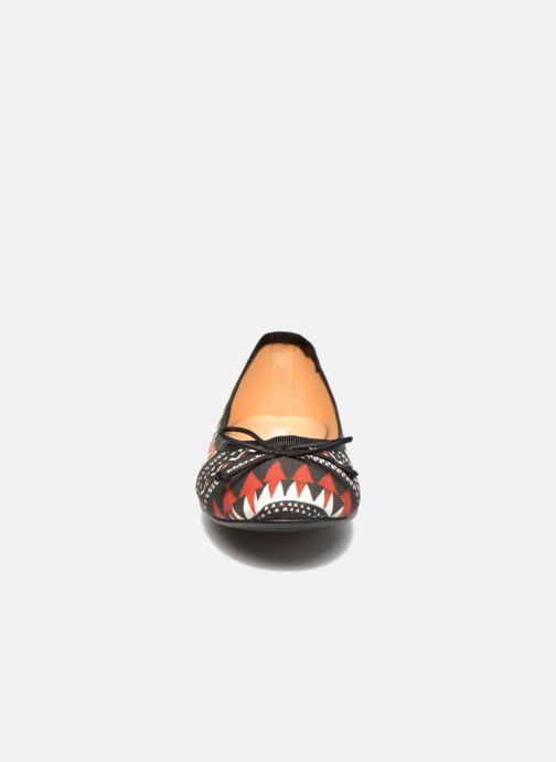 Ballerines Desigual SHOES_MISSIA Multicolore vue portées chaussures
