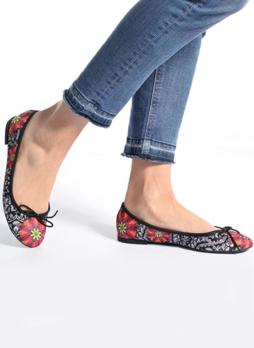 Ballet pumps Desigual SHOES_MISSIA Multicolor view from underneath / model view