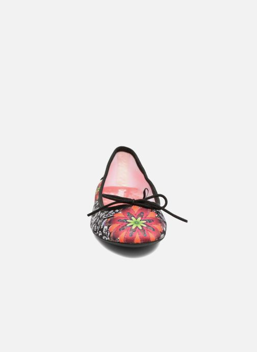 Ballerine Desigual SHOES_MISSIA Multicolore modello indossato