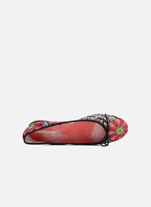 Ballerines Desigual SHOES_MISSIA Multicolore vue gauche