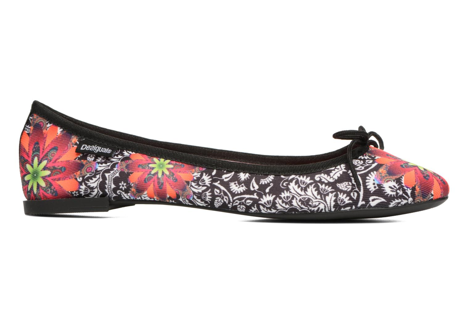 Bailarinas Desigual SHOES_MISSIA Multicolor vistra trasera