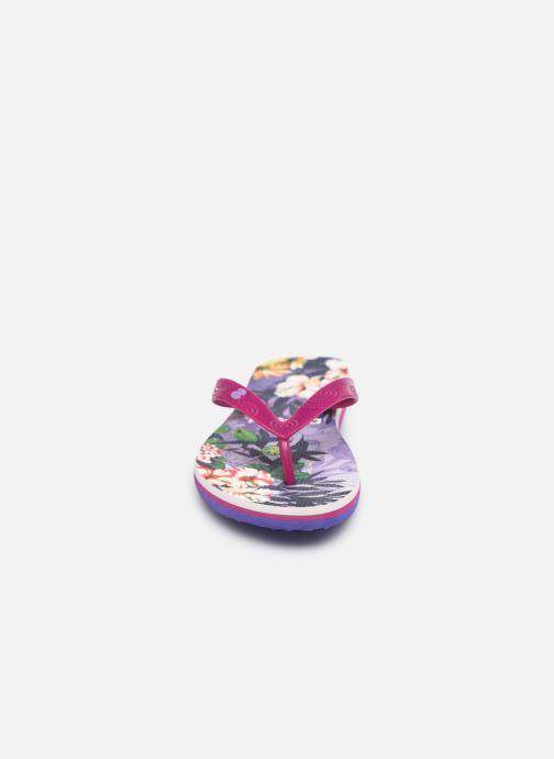 Infradito Desigual SHOES_FLIP FLOP Multicolore modello indossato