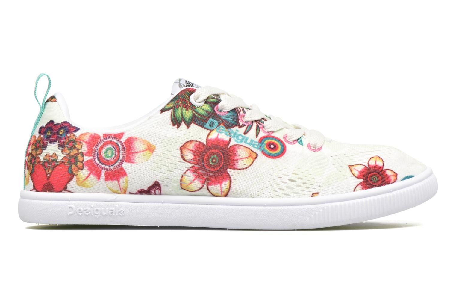 Sneakers Desigual SHOES_FUN EVA T Verde immagine posteriore
