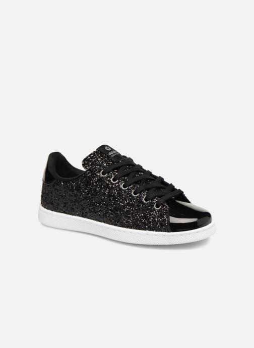 Sneaker Victoria Tenis Glitter W schwarz detaillierte ansicht/modell