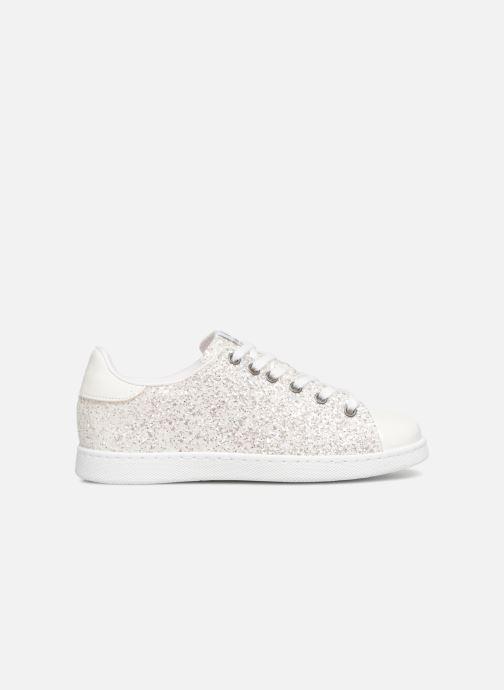 Sneaker Victoria Tenis Glitter W silber ansicht von hinten